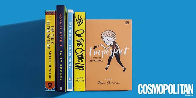 5 Rekomendasi Buku Bulan Mei untuk Bacaan Sepanjang Liburan
