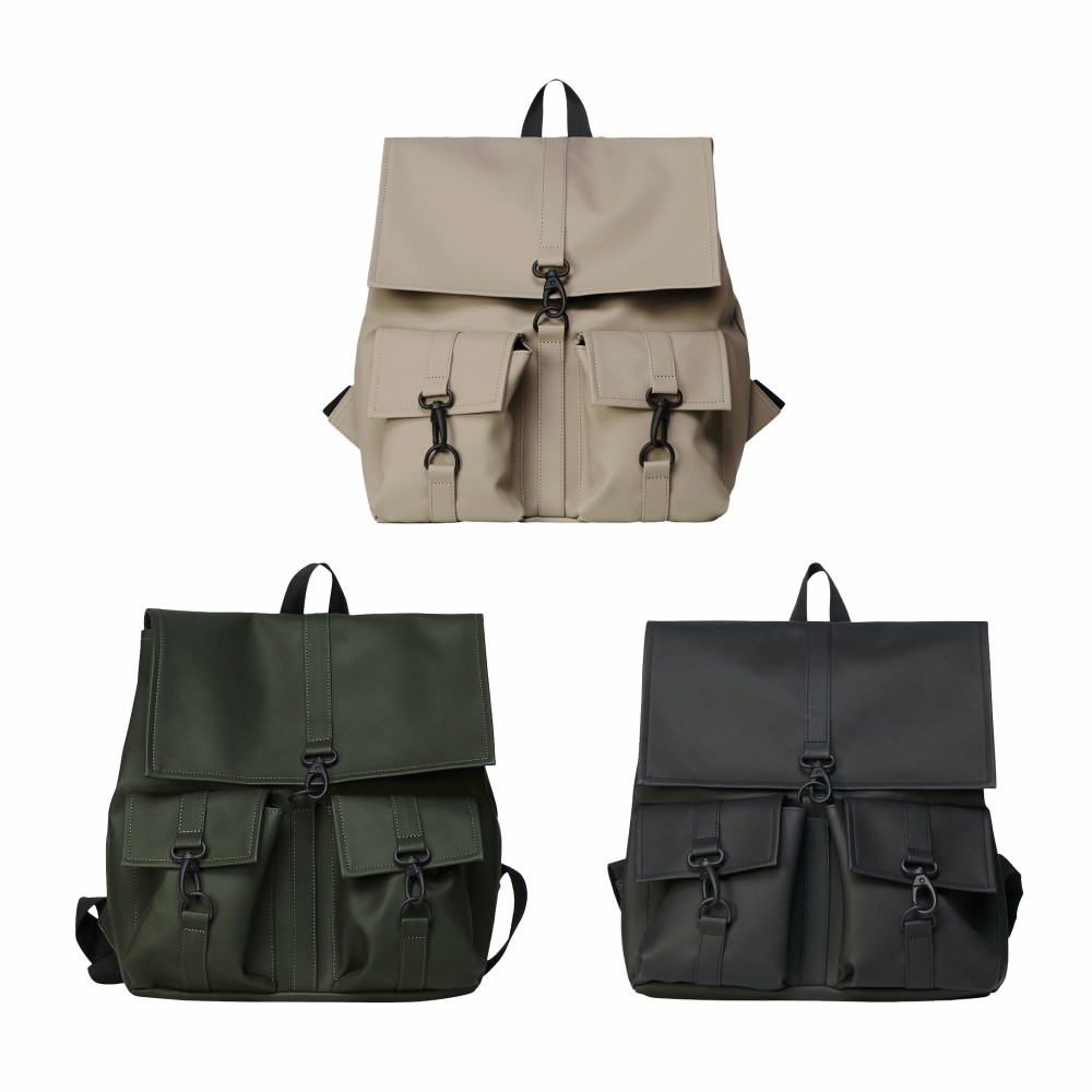 RAINS 品牌唯一授權正品販售 MSN CARGO BAG 精品後背包 雙肩背包 3色 防水材質 丹麥品牌