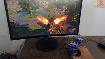 讓普通滑鼠也能在遊戲中感受真實射擊快感的方式