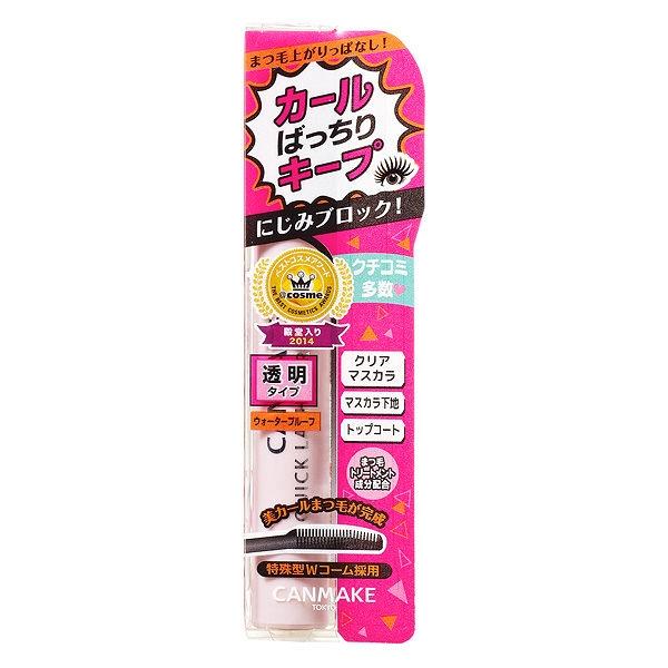 商品規格 商品簡述:CANMAKE 睫毛復活液 318 規格:6g 原產地:日本 深、寬、高:2.1x3x10.8 保存環境:室溫 有效期限:5年