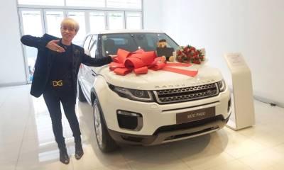 Tại sao Đức Phúc lại tậu Land Rover sang chảnh hơn 3 tỷ?