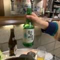 チャミスル - 実際訪問したユーザーが直接撮影して投稿した歌舞伎町韓国料理赤い屋台の写真のメニュー情報