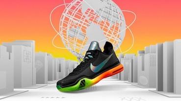為了情人節的紐約之戰,NIKE 送上 2015 版簽名籃球鞋