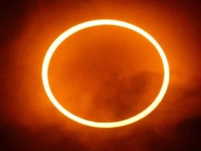 Gerhana Matahari Cincin 26 Desember, ini 25 Kota yang akan Dilewati