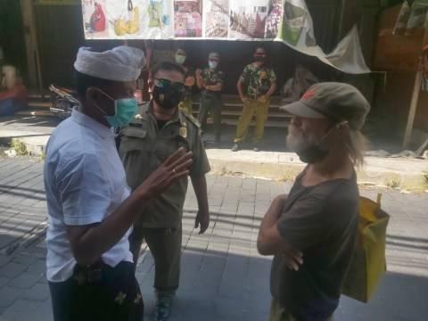 WN Italia yang Jadi Pengemis di Bali Segera Dideportasi