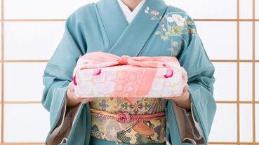 日本必買|文創力爆棚!日本將傳統「風呂敷」重新設計再引領風潮