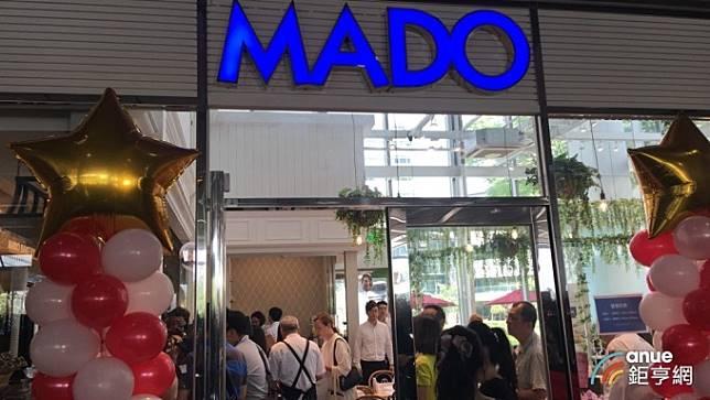 東元引進土耳其名店MADO 拚全台布點逾80家