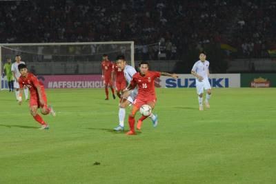 Highlights AFF Cup 2018 Myanmar 0-0 Việt Nam: Chia điểm đáng tiếc