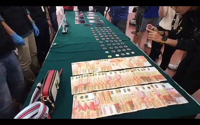 Suspects arrested less than 24 hours after US$395,000 Macau casino robbery