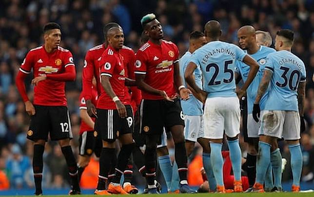 Klopp Prediksi Hasil Laga Manchester United vs Manchester City
