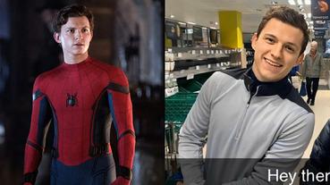 蜘蛛人也買不到衛生紙!湯姆荷蘭現身倫敦超市「搶物資」,手腳不夠快全被搬空!