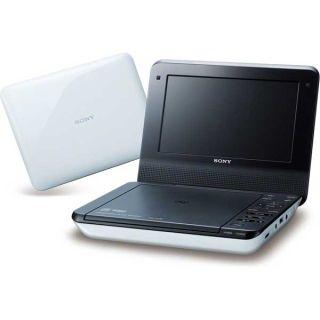 ポータブルDVDプレーヤー(DVP-FX780-W)
