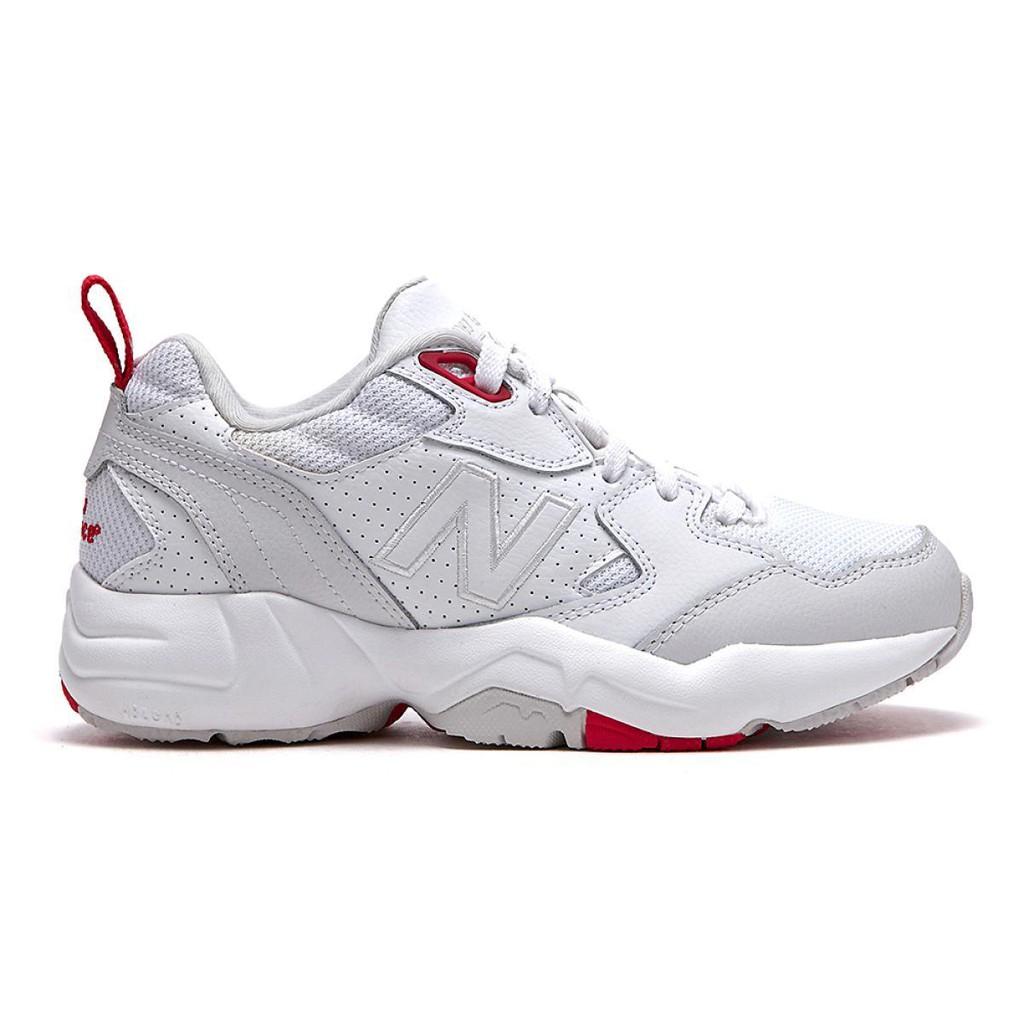 New Balance 休閒鞋 老爹鞋 WX708EC 寬楦 【iSport代購】正韓 男女款 白紅
