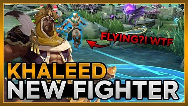 Inilah Bocoran Hero Baru Mobile Legends Pembuat Badai Pasir di Land of Dawn!