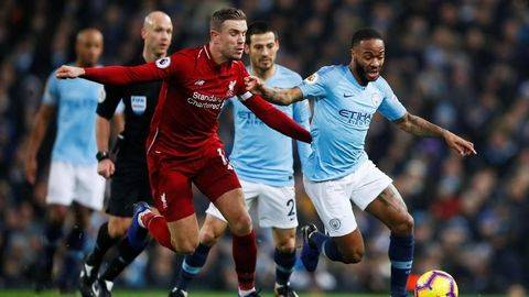 Rivalitas Liverpool vs Man City di Community Shield