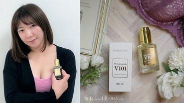 【美胸保養】韓國 Dr.N V101複合式美胸精油│補水潤澤│胸部按摩油 跟著Livia享受人生