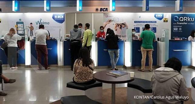 Kurs Dollar Rupiah Di Bca Hari Ini Rabu 16 September Intip Sebelum Tukar Valas Kontan Co Id Line Today