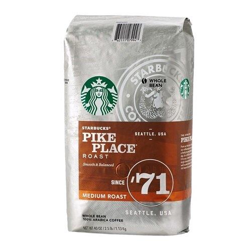 STARBUCKS派克市場咖啡豆1.13公斤