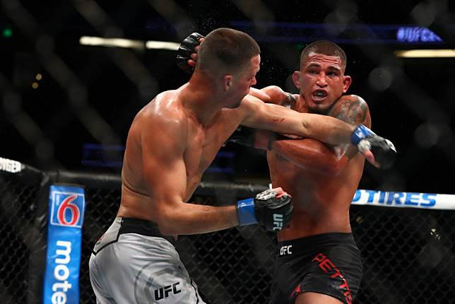 UFC 241: Nate Diaz wants to fight Jorge Masvidal for the 'baddest in the game' belt