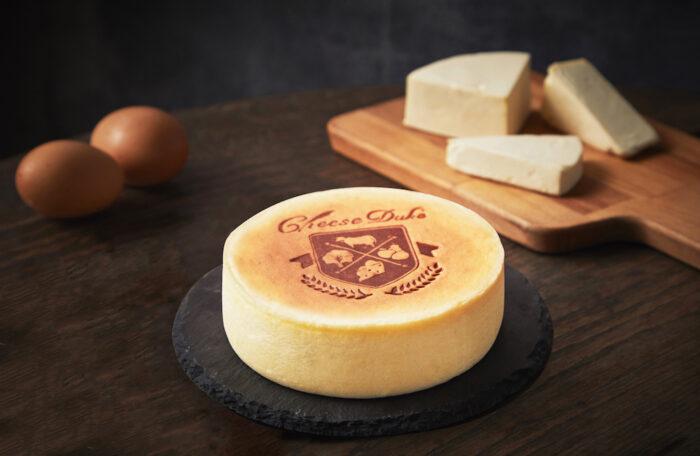起士公爵純粹原味乳酪蛋糕(4吋)