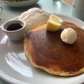 レモンメープルパンケーキ - 実際訪問したユーザーが直接撮影して投稿した新宿ビストロGARDEN HOUSE Shinjukuの写真のメニュー情報