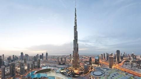 5 Fakta Menarik Burj Khalifa Gedung Tertinggi diDunia