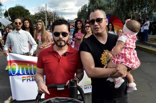 สำรวจสิทธิเกย์ทั่วโลก การแต่งงานเพศเดียวกันอนุญาตแล้วใน 28 ประเทศทั่วโลก RODRIGO BUENDIA / AFP