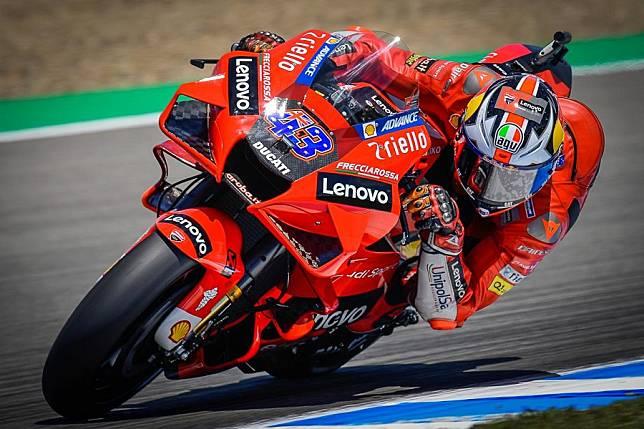 Hasil Balapan MotoGP Spanyol 2021: Miller Menang, Marquez dan Rossi Tak Berdaya