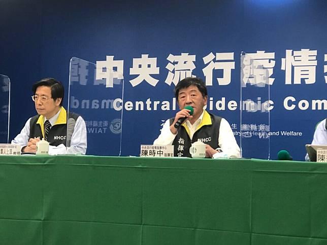 零確診!台灣連續52天沒本土個案  陳時中:未來疫情控制靠疫苗藥物