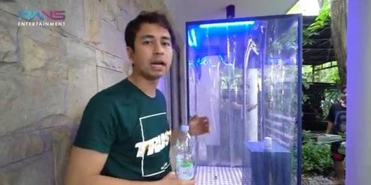 Sterilizer Room di Rumah Raffi Ahmad. ©2020 Merdeka.com/Youtube Rans Entertainment