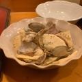 アサリと筍のバター焼き - 実際訪問したユーザーが直接撮影して投稿した新宿中華料理味彩吉野の写真のメニュー情報