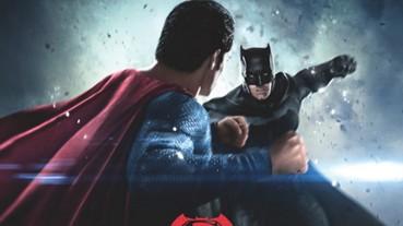 《蝙蝠俠對超人:正義曙光》曝光片段全輯 強大粉絲剪出 11 分鐘預告!