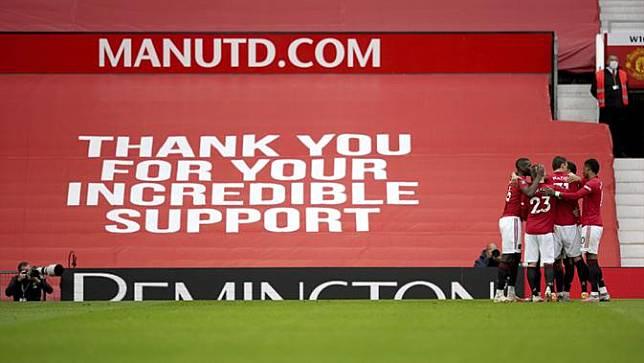 FOTO: Manchester United Hajar Bournemouth di Old Trafford