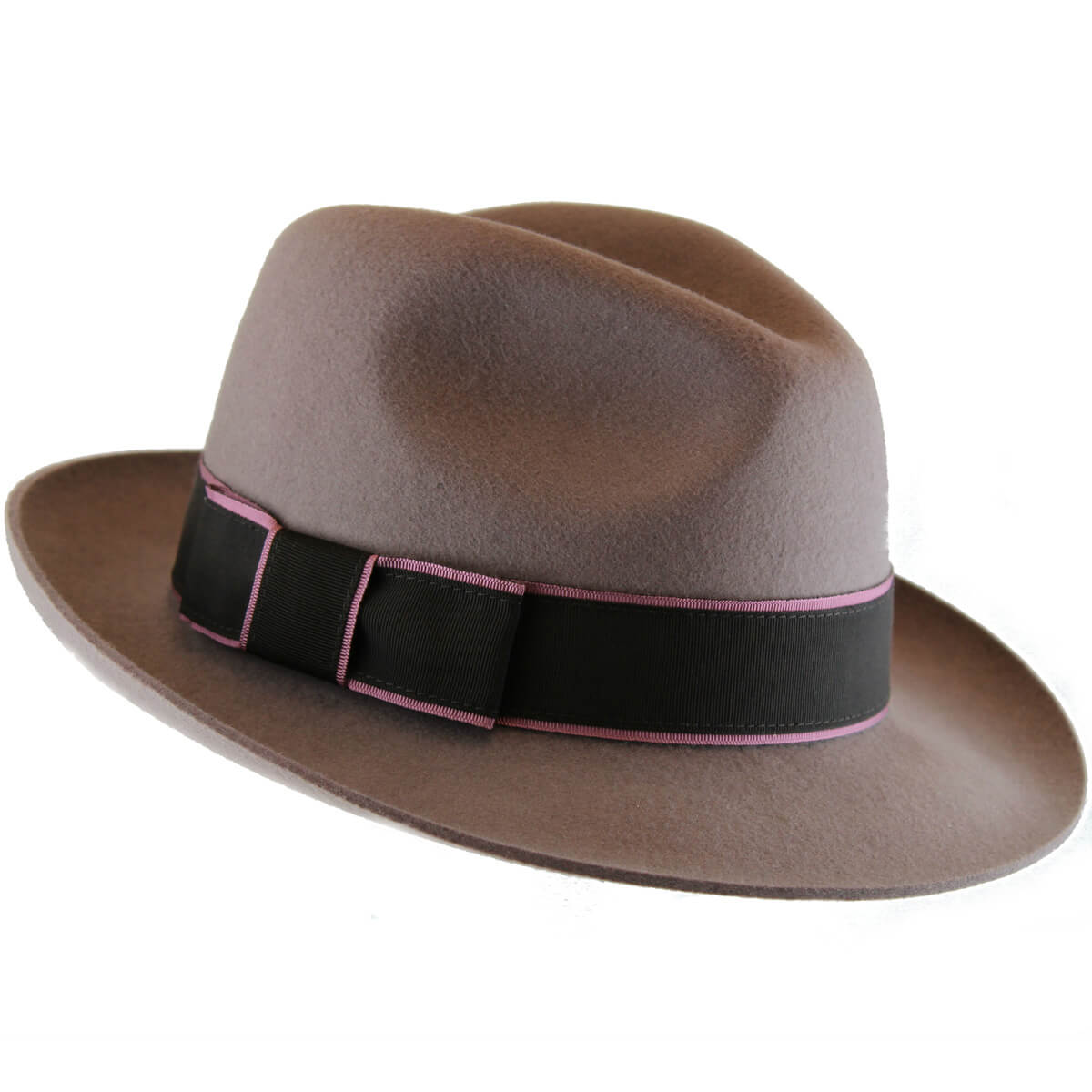 From The Christys' Classic Ladies collection, we are proud to showcase the Rosie Trilby. A versatile