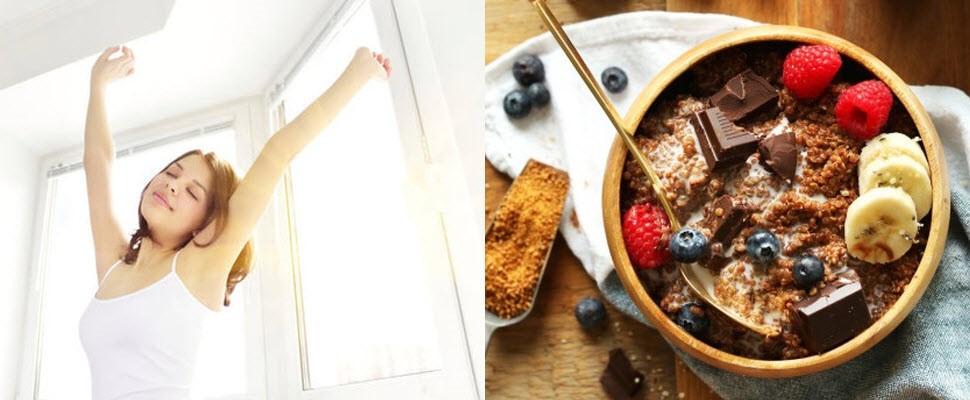 超簡單食譜!只要5分鐘,讓減肥的你早餐也可以吃得很美味