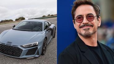 史上最成功「置入性行銷」!Audi 透露當初讓「鋼鐵人」在電影駕駛超跑 R8 的最大主因