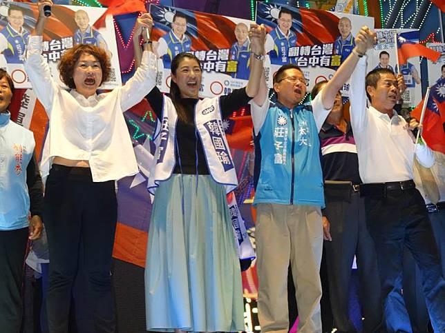 許淑華:擔心不分區名單會影響政黨票