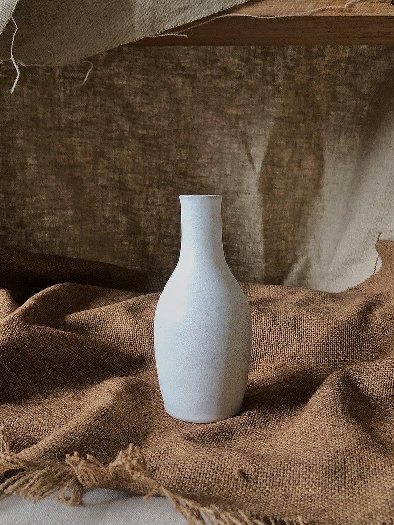 白霧 小花瓶