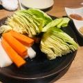 お通し - 実際訪問したユーザーが直接撮影して投稿した新宿居酒屋和食 個室居酒屋 美味か 新宿南口店の写真のメニュー情報