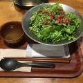 デトックスアジアン - 実際訪問したユーザーが直接撮影して投稿した西新宿サラダ専門店D.I.Y. SALAD & DELICATESSENの写真のメニュー情報