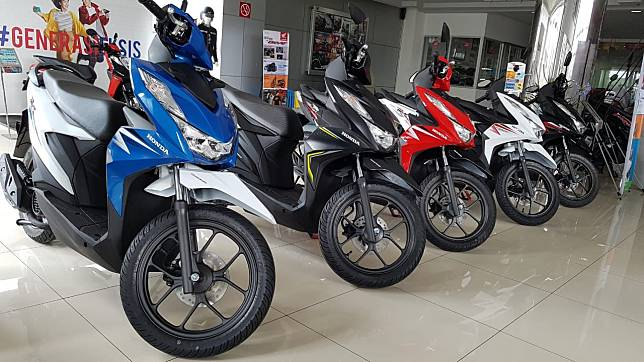 Boyong All New Honda Beat Di Semarang Harga Mulai Rp 17 Jutaan Gridoto Line Today