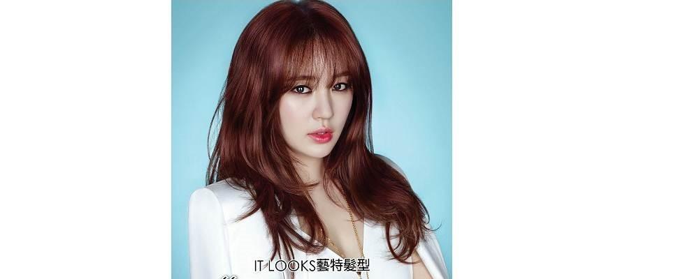 韓劇女王‧尹恩惠的秀髮造型秘密是??