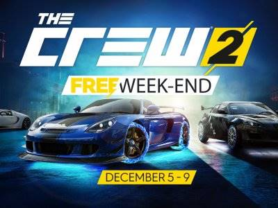 Ubisoft Gelar Event Free Weekend untuk Game Racing The Crew 2