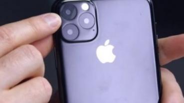 「最接近實機」的 iPhone 11 Max 模型機外觀曝光,相機模組設計又變了