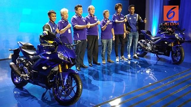 Melihat Lebih Dekat Ubahan Yamaha R25 Terbaru