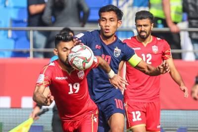 Highlights trận Bahrain 0-1 Thái Lan: Thay tướng đổi vận