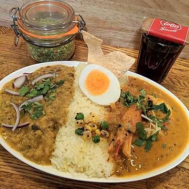 実際訪問したユーザーが直接撮影して投稿した荒木町インド料理デイリースパイス&バル オフビートの写真