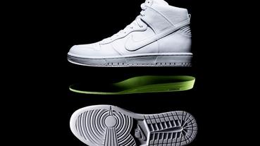 新聞速報 / NikeLab Dunk Lux High