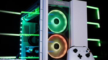 我全都要!這台主機把 PC 跟 PS4 或 Xbox One 裝在一起,還可共用水冷系統