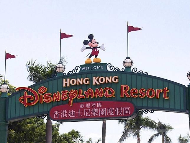 迪士尼宣布明日起調整票價,加幅歷年最低。(港台圖片)